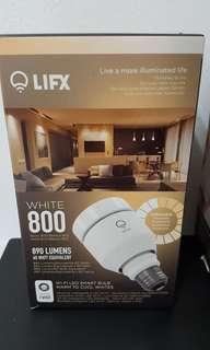 Lifx LED wifi light bulb e27