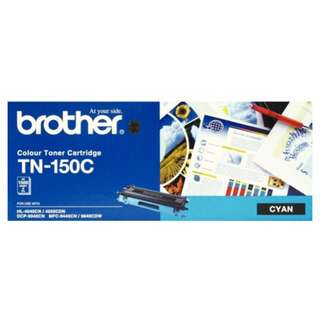 Brother TN-150 Standard Toner Cartridge - Cyan