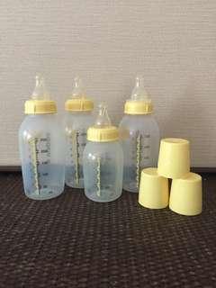 Bunch of Baby bottles
