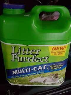 NEW Litter Purrfect
