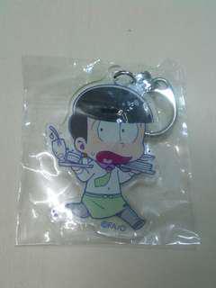 Osomatsu san acrylic keychain