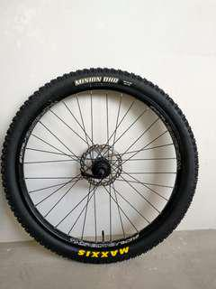 Tyres only: Maxxis Minion DHF & DHR