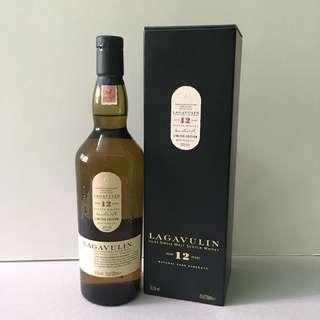 Lagavulin 12 Year 2010 Limited Edition