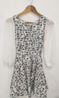 Pattern Trans Dress
