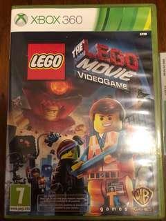 🚚 Xbox 360 game: THE LEGO MOVIE VIDEOGAME