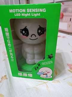 🚚 Line饅頭人夜燈