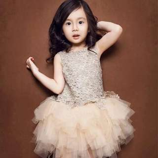 Kid Dress 120cm