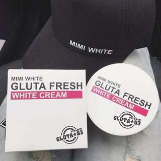 Mimi White Gluta Fresh White Cream