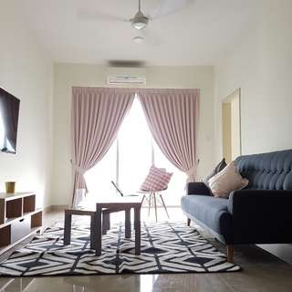 Medium Room with Shared Bathroom Open for ladies only near Cheras Sentral