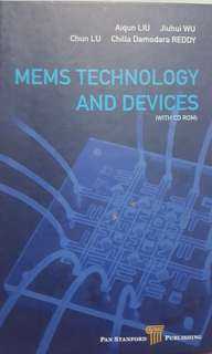 NTU professor's book: MEMS Technology and Devices by Aiqun Liu
