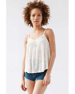 Urban Outfitters Swing Tank