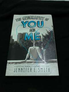 The Geography of You and Me by Jennifer E Smith
