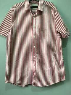 Polo shirt stripes