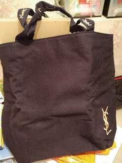 全新YSL刺繡環保袋 厚料