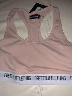 New PLT sports bra