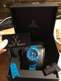 Toy Watch Blue