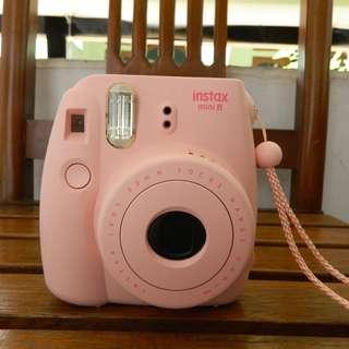 Fujifilm Instax Mini 8s Pink