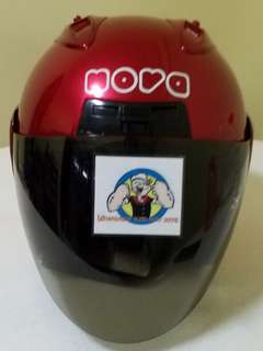 2406*** Nova Helmet For Sale 😁😁Thanks To All My Buyer Support 🐇🐇 Yamaha, Honda, Suzuki