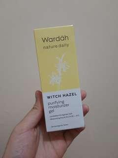 Wardah Witch Hazel Moisturizer Gel