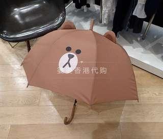 Line Friend 雨傘