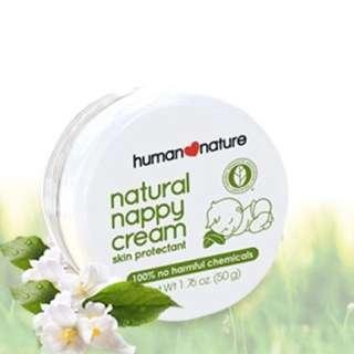 Human Nature Nappy Cream