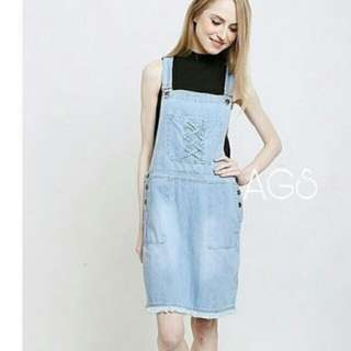 jeans overall woman