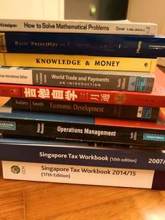 Accounting Books for sale