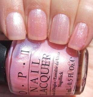NEW OPI nail polish #princess rule