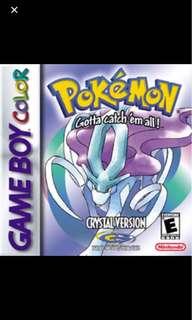 🚚 Pokémon Crystal