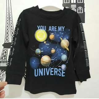Universe Semi Sweater