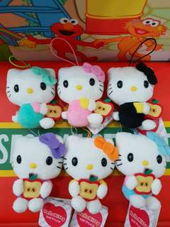 BN Hello Kitty Plushie