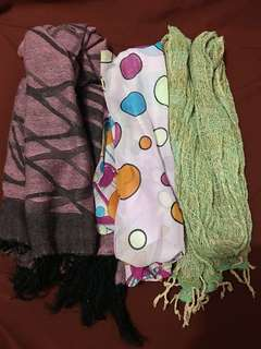 Scarf (3) - BUNDLE