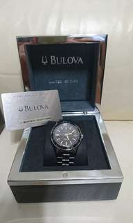 Bulova watch, Limited edition