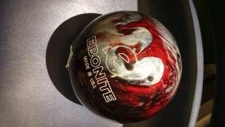 Maxim Ebonite Bowling Ball 8 lbs.