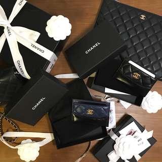 Chanel Gabrielle cardholder