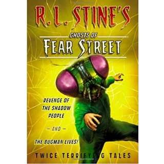 Ghosts of Fear Street 2-in-1 by RL Stine