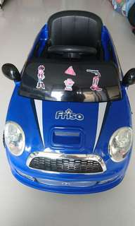 Friso Remote Control Ride On Car
