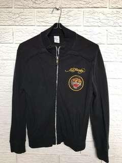 Ed Hardy cotton bomber jacket