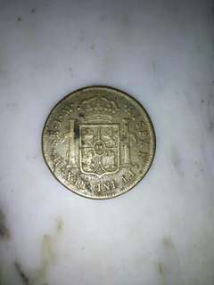 spain old coin