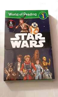 STAR WARS WORLD OF READING LEVEL 1 ONE LIBRARY