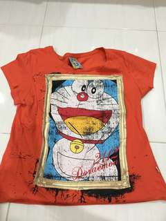 Official Doraemon Tshirt