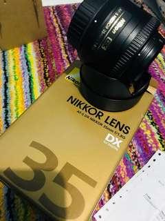 Lens 35mm