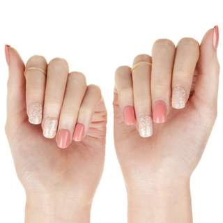 🚚 Dashing DIVA Magic Press nails - MDR_137 Peach Blossom