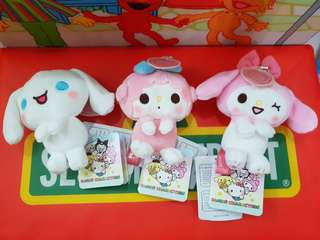 BN Sanrio Characters Plushie