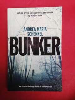 Bunker by Andrea Maria Schenkel