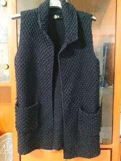 🚚 背心針織外套