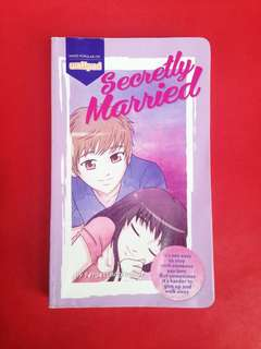 Secretly Married by forgottenglimmer