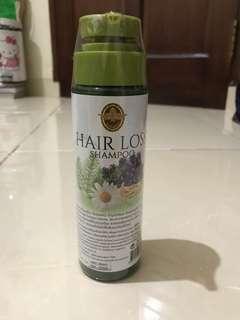 Shampoo hair loss