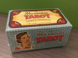 The Housewives Tarot 塔羅牌 預訂