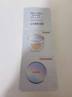 Laneige BB Cushion Trial Pack